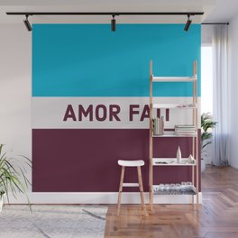 AMOR FATI - STOIC WISDOM Wall Mural