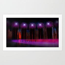 Westchester Square Art Print