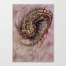 Manifold S Canvas Print