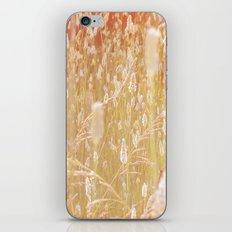 i am grass iPhone & iPod Skin