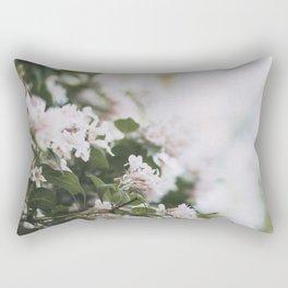 Pink Belles, II Rectangular Pillow