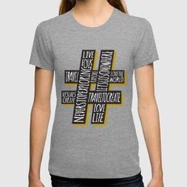 #Travel T-shirt
