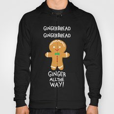 Gingerbread Hoody