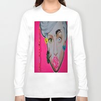 artrave Long Sleeve T-shirts featuring artRAVE by Sabino Martinez