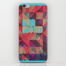 Risograph 1/Diamond iPhone Skin