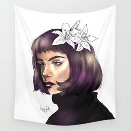 Pansy Parkinson (HP) Wall Tapestry