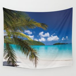 Tropical Shore Wall Tapestry