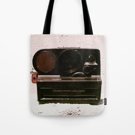 Pronto One Step Sonar, 1978 Tote Bag