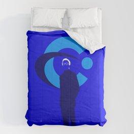 Elliot Carver Comforters