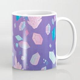 Colorful Crystal Confetti Coffee Mug
