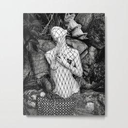 Topanga Metal Print