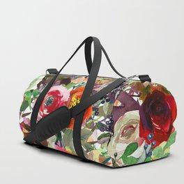 floral p Duffle Bag