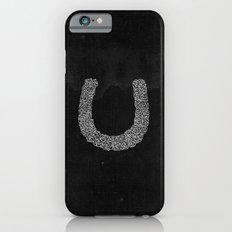 Rose Horse Shoe Slim Case iPhone 6s