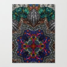 Psychedelic Botanical 16 Canvas Print