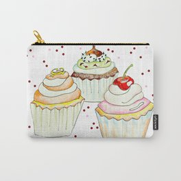 Sprinkles Bakery Carry-All Pouch