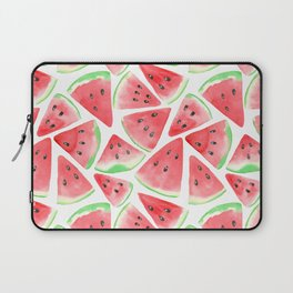Watermelon slices pattern Laptop Sleeve