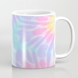 Kawaii Tie Dye Kalidoscope Art Coffee Mug