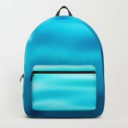 OCEAN ABSTRACT I Backpack