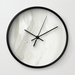 Marble Texture Surface 16 Wall Clock