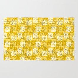 Swanky Mo Yellow Rug