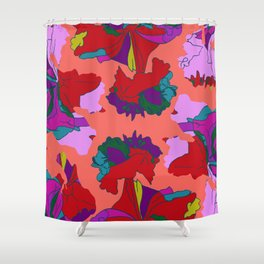 summers grace #5 Shower Curtain