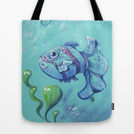 Sweet fish Tote Bag