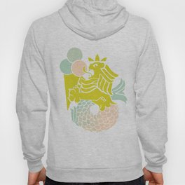 Pop Merlion Hoody