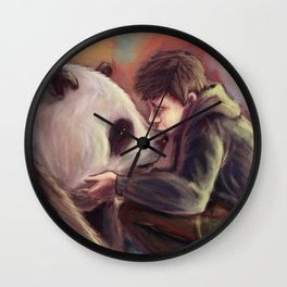 Sweet Giant Wall Clock