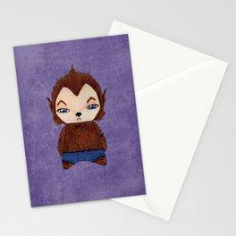 A Boy - Werewolf Stationery Cards