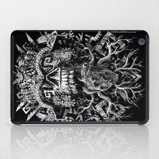 Aztec Skull iPad Case