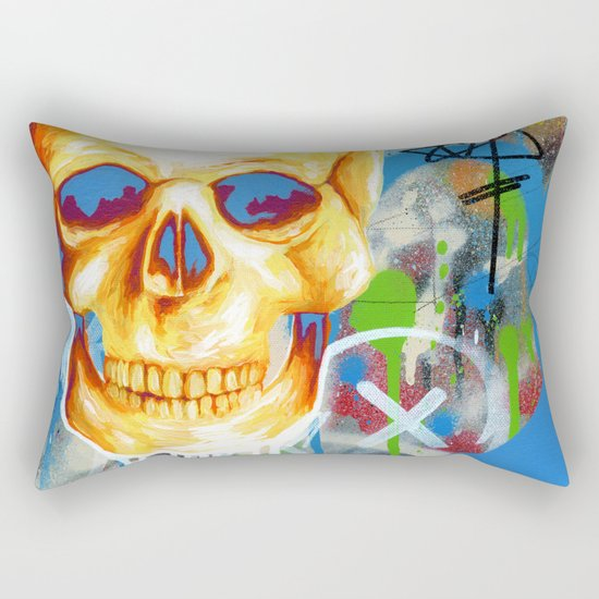 Solarized Rectangular Pillow