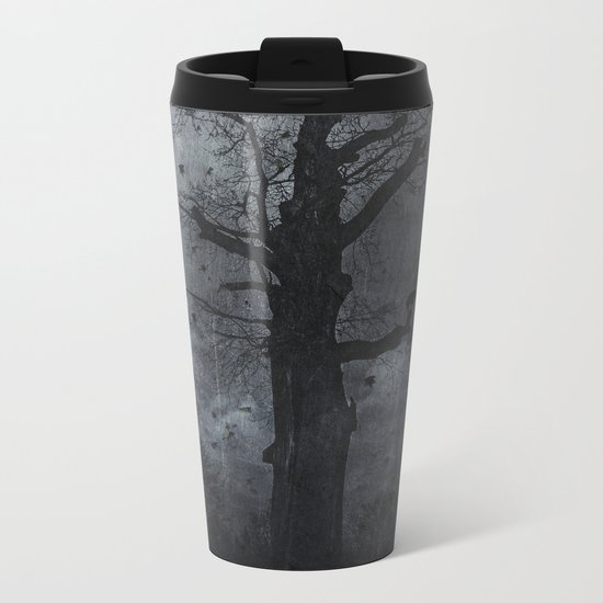 The dirty winter spirit Metal Travel Mug