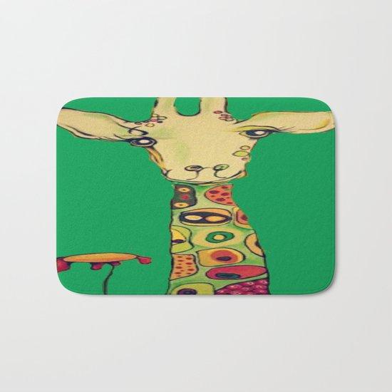 Kallie's Giraffe Bath Mat