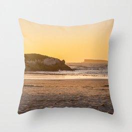 Seaside 18 Throw Pillow