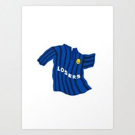Losers FC Art Print