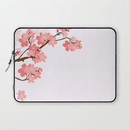 Blooming cherry tree Laptop Sleeve