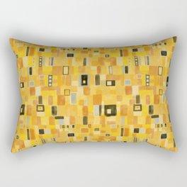 Klimt Pattern Rectangular Pillow