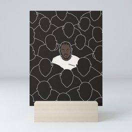 Kendrick Humble Pattern Mini Art Print