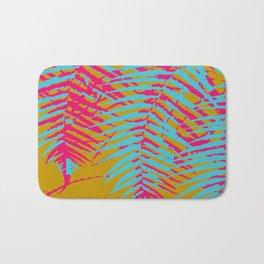 colorful tropics Bath Mat
