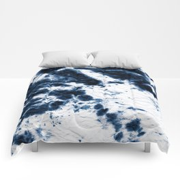 Boho Paper Tie-Dye Comforters
