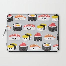 Neck Gaiter Kawaii Sushi Sashimi Neck Gator Laptop Sleeve
