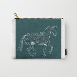 Da Vinci Horse: Dressage Piaffe Carry-All Pouch