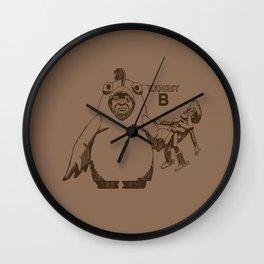 Exhibit B Wall Clock