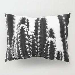 Minimal Cactus Pillow Sham