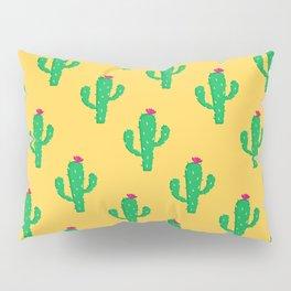 Pattern #13 B: Cactus Pillow Sham