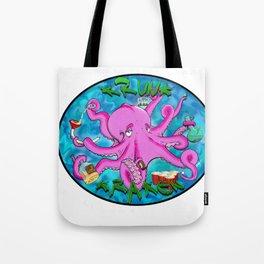 The Krunk Kraken  Tote Bag