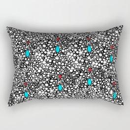 Red Pill Blue Pill Rectangular Pillow