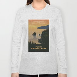 Fundy National Park Long Sleeve T-shirt