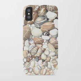 Cyprus Sea Shore iPhone Case