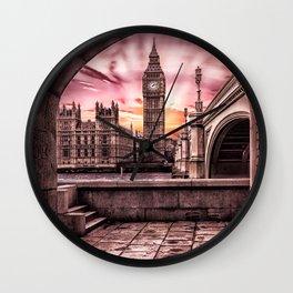 London - Big Ben Wall Clock